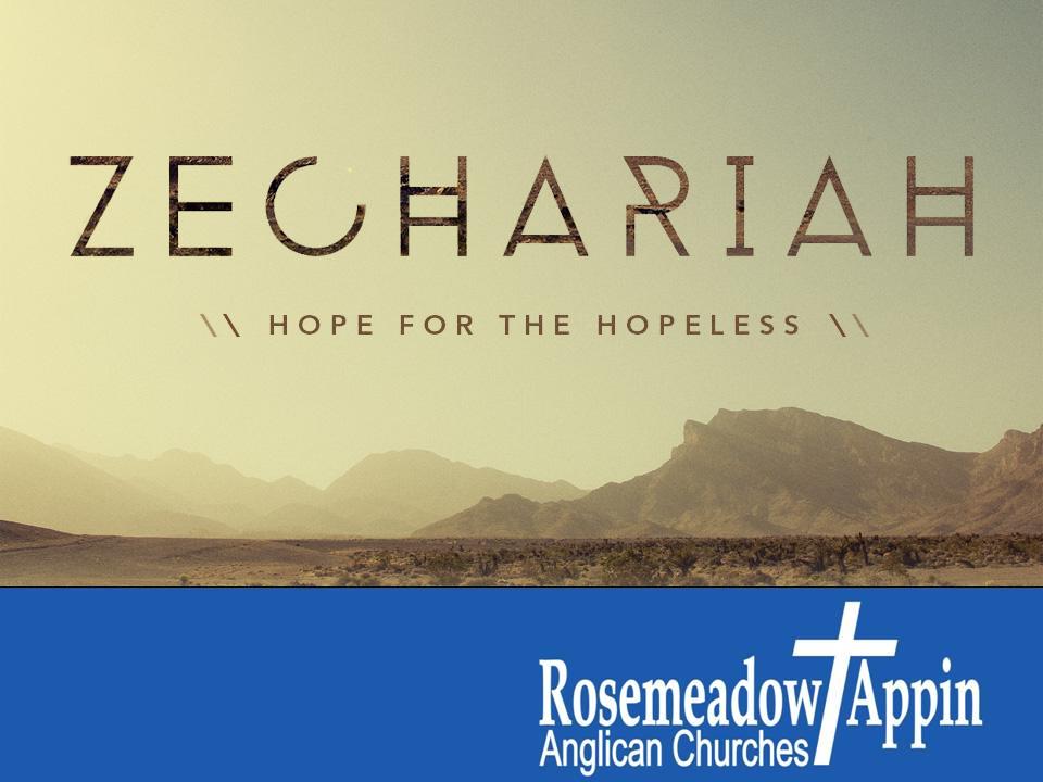 Zechariah 7:1 – 14