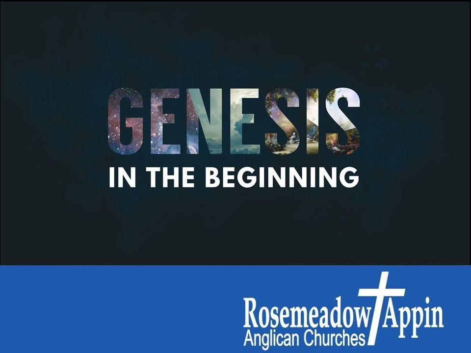 Genesis 4 – In a world of sin…