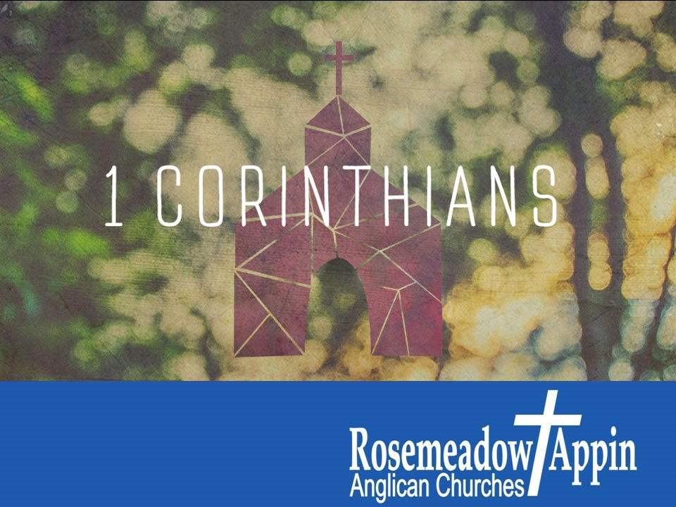 "1 Corinthians 7:17 – 40 ""Singleness is Better"""