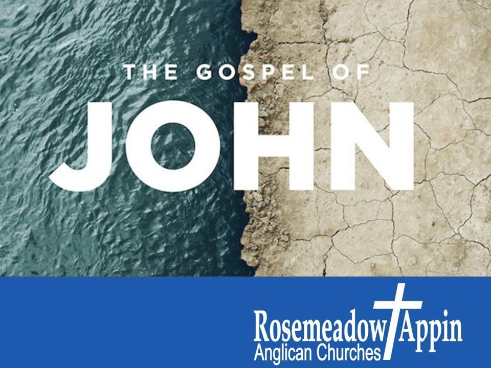 John 16:4 – 33